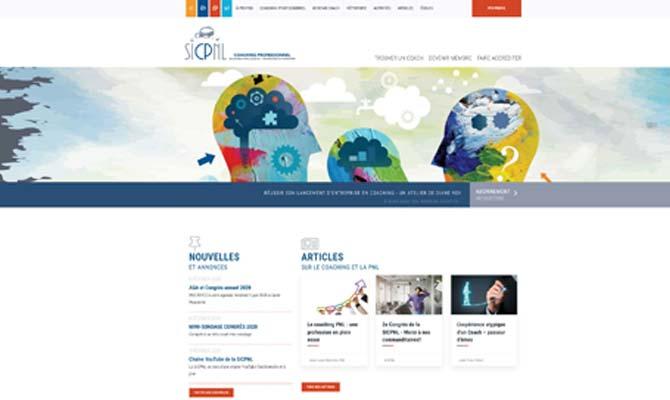 Nouvelle plate-forme WEB SICPNL pour 2020